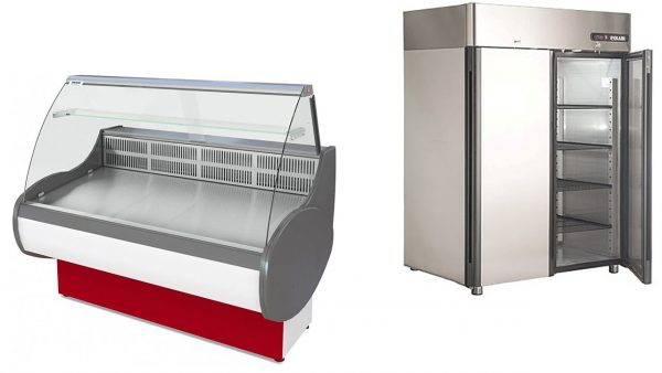 Большой выбор качественного и надежного холодильного оборудования