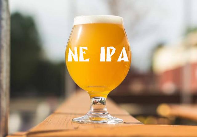 Сборник рецептов домашнего пива NEIPA