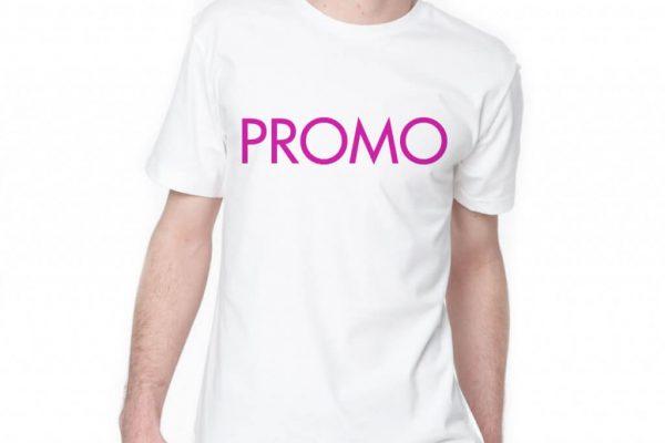 Замовлення футболок з логотипом за приємною ціною