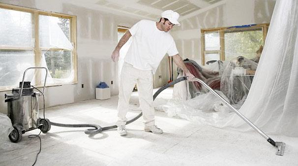 Качественная уборка жилых и коммерческих помещений после ремонта в СПб