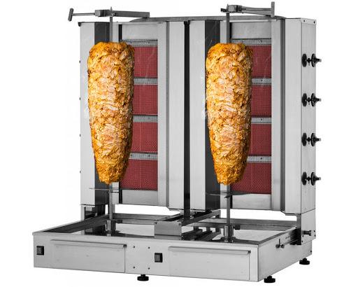 Оборудование для приготовления шаурмы и прочее оборудование для ресторанов