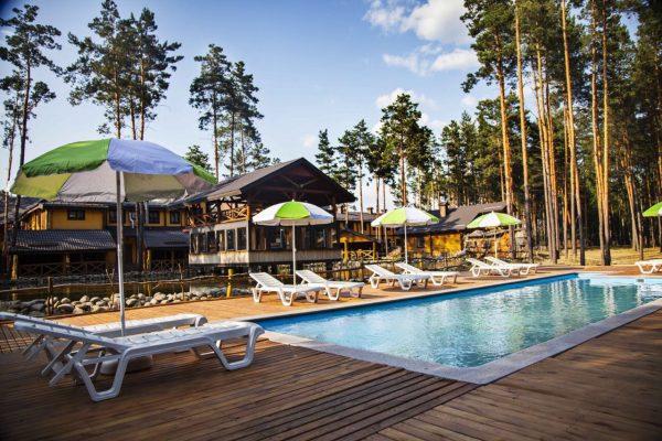 ГРК «Царевка» − отличное место для отдыха под Киевом
