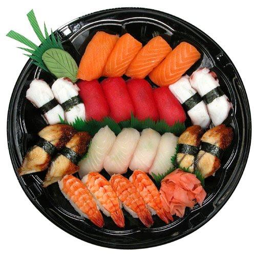 Доставка суши и прочих японских блюд в Астане