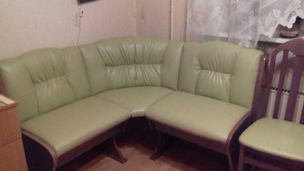 Перетяжка и обивка мебели от профессионалов мастерской Оbivkameb
