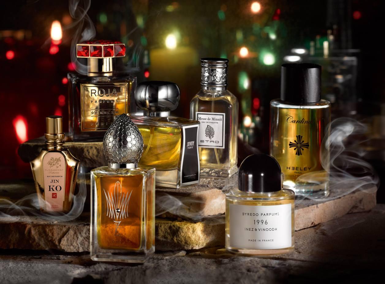Особенности парфюмерных ароматов