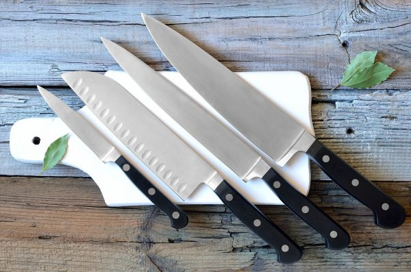 Большой выбор качественных кухонных ножей