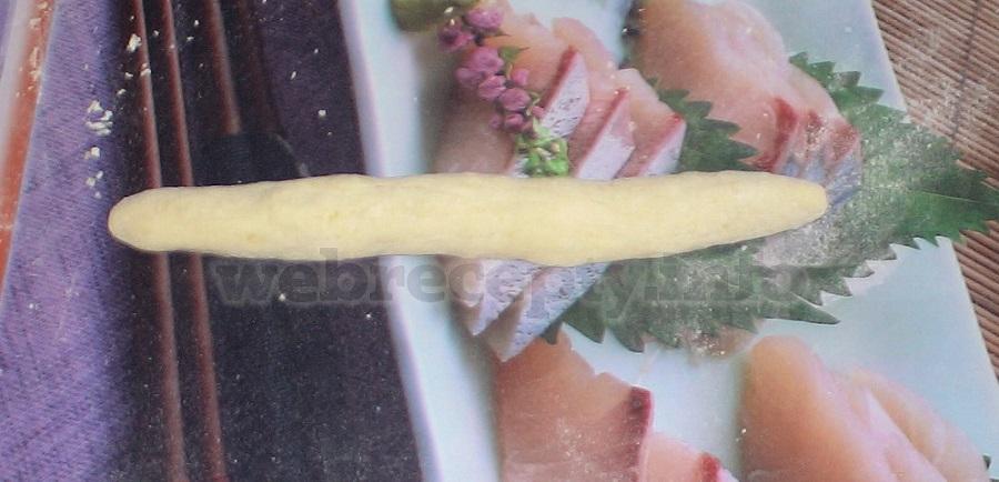 Рецепт сосиски в тесте