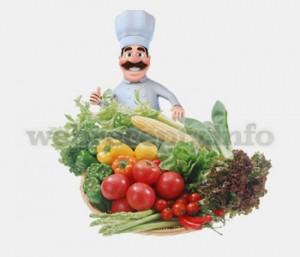 Овощной ужин