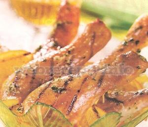 Рецепт приготовления куриной голени
