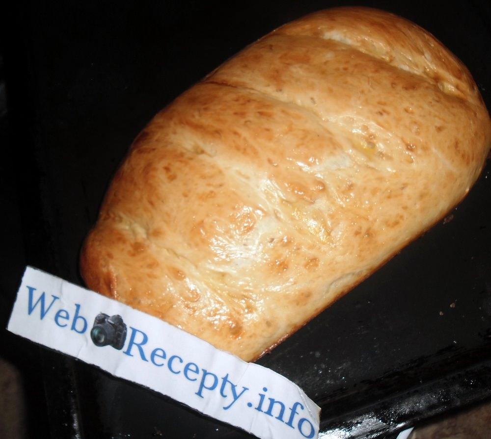 Рецепт домашнего хлеба