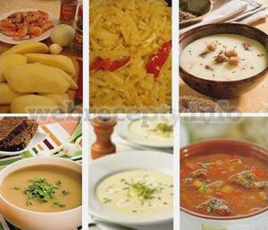Суп картофельный — 4 рецепта
