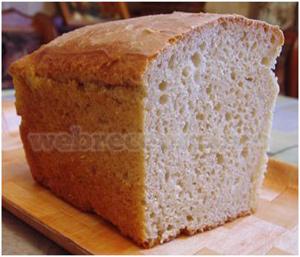 Бездрожжевое тесто для хлеба