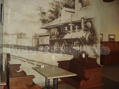 Необычные кафе и рестораны столицы