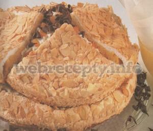 Фруктово-кремовый торт