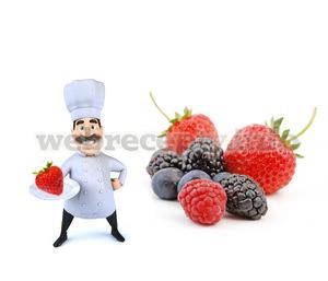 Готовим быстрые ягодные десерты