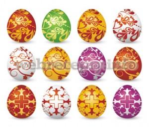 Интересное о пасхальных яйцах