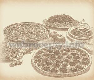 История появления пиццы