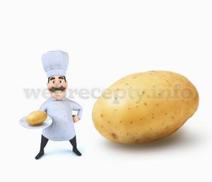 Картофель: вес, состав, калорийность