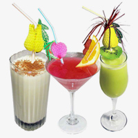 Рецепты безалкогольных коктейлей для дома