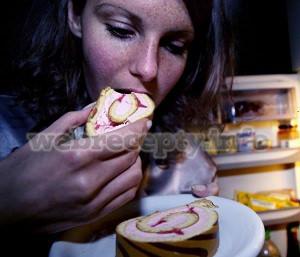 Как научиться не есть на ночь