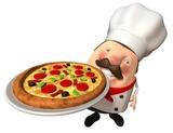 Легкие рецепты пиццы
