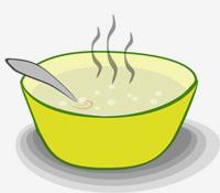 Суп молочный — 5 рецептов