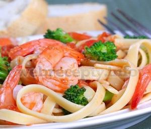 Спагетти с соусом «Мисс Флоренция»